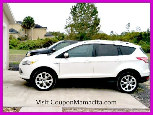 The 2013 Ford Escape is Nice!