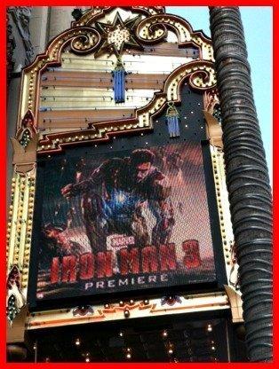 My Visit to El Capitan Theatre In LA! #IronMan3Event #ElCapitan