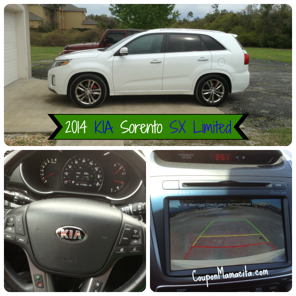 2014 KIA Sorento SX-L Limited – Elegant, Smooth, Intriguing! #DriveKia