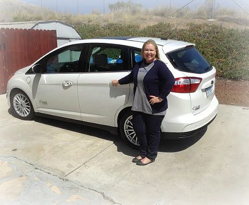 CMAX me2 500x411 - Cruising in California in the NEW Ford C-MAX Hybrid! #FordLocal