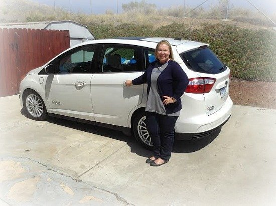Cruising in California in the NEW Ford C-MAX Hybrid! #FordLocal