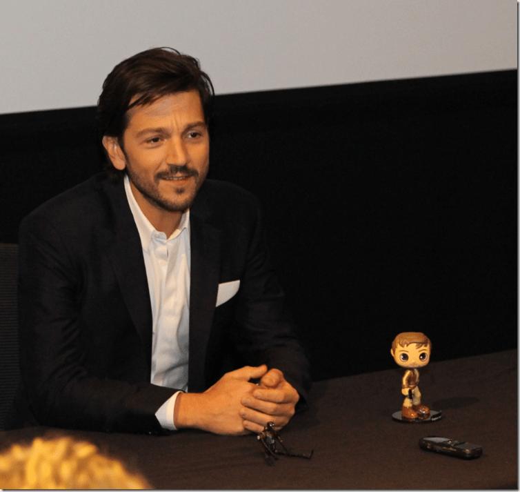 Diego Luna Star Wars Interview