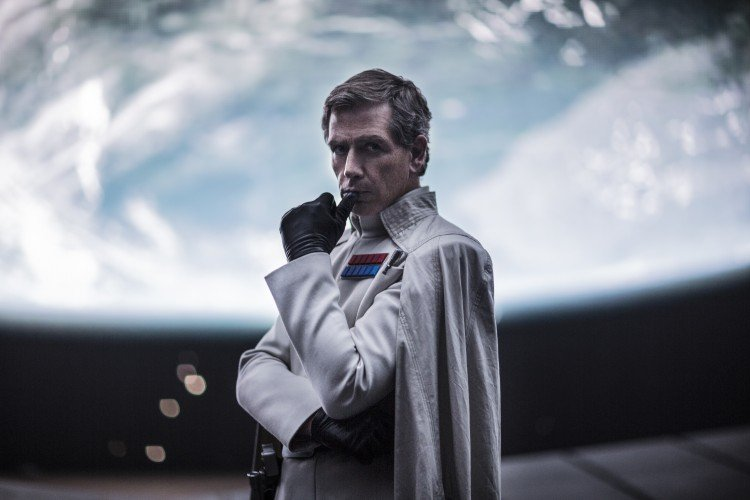 Star Wars Orson Krennic – Discussing the Big Bag of Rogue One with Ben Mendelsohn #RogueOneEvent