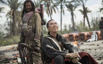 donnie0 400x250 - Star Wars Chirrut Imwe in the Flesh - Talking Rogue One with Donnie Yen #RogueOneEvent