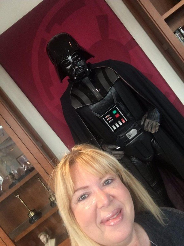 Rogue One: A Star Wars Story! Skywalker Ranch and Lucas Film Visit! #RogueOneEvent