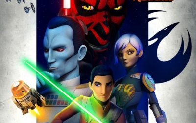 rebels e1483465414169 400x250 - Star Wars Rebels: Exclusive Interview with Dave Filoni, Executive Producer #StarWarRebelsEvent