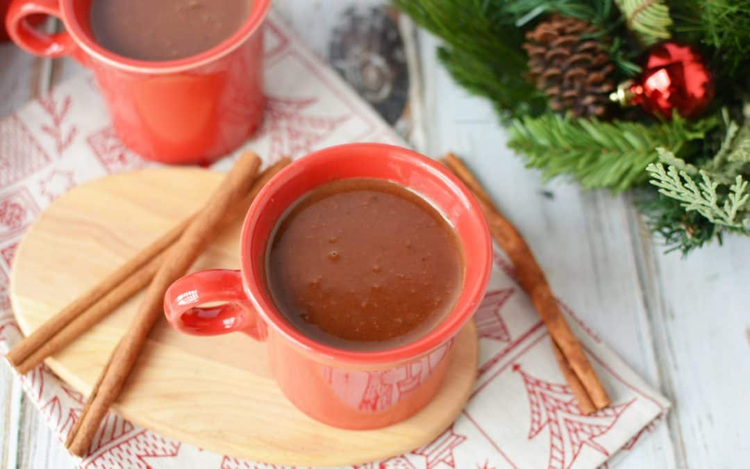 Make Every Moment Special – Pizza and Chocolate Caliente