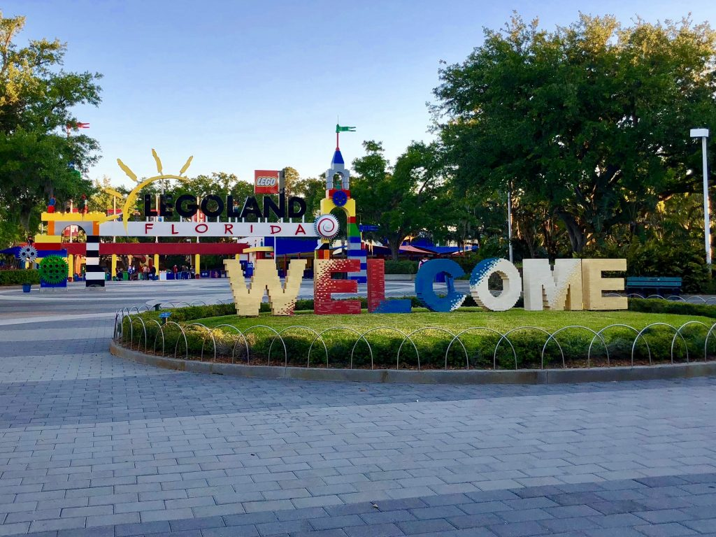 The Great Lego Race – The Virtual Reality Experience NOW Open at LEGOLAND Florida