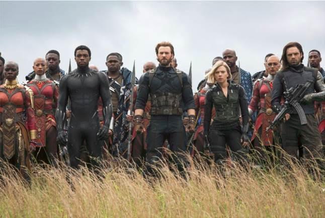 Marvel Studios' Avengers: Infinity War Featurette Just Released!