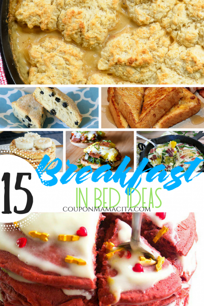 15 Breakfast In Bed Ideas and Recipes