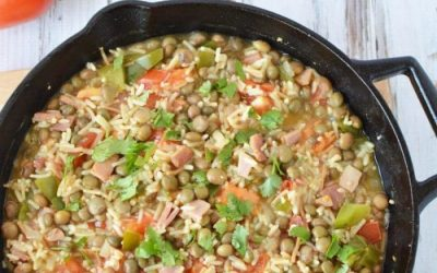 Easy Dish Arroz Con Gandules – Perfect for Summer
