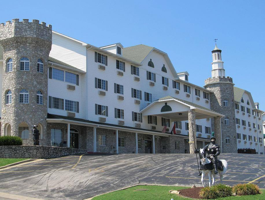 Fun and Sleep in Themed Rooms at Stone Castle Hotel & Conference Center