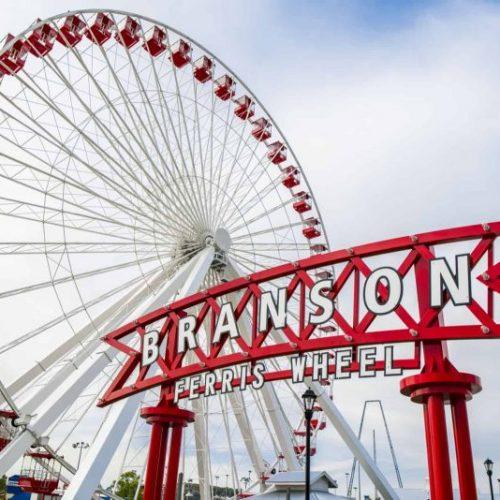 Bransonferriswheel 500x500 - Branson Tracks Family Fun Parks