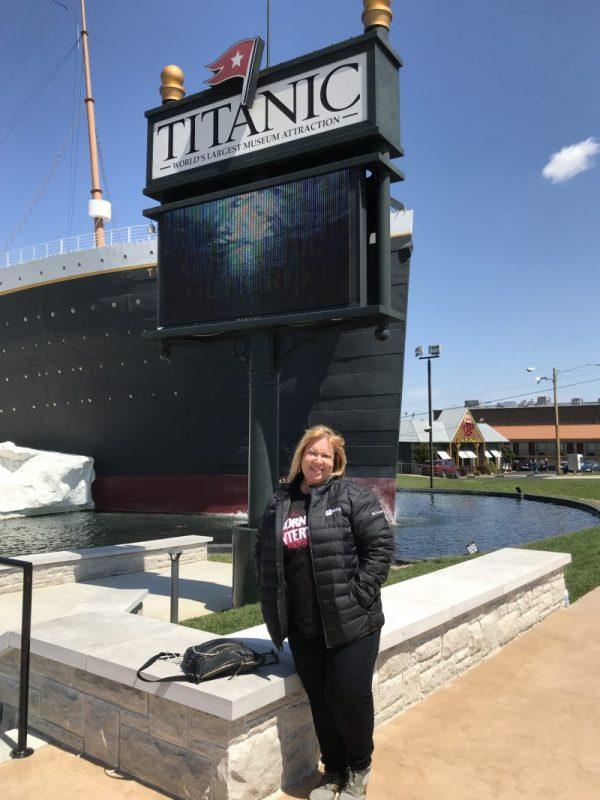 Titanic Museum – A piece of Titanic history in Branson, Missouri