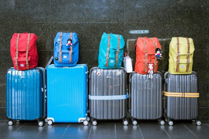 luggage - 6 Types of Travel Fraud and Travel Scams - How to Protect Yourself