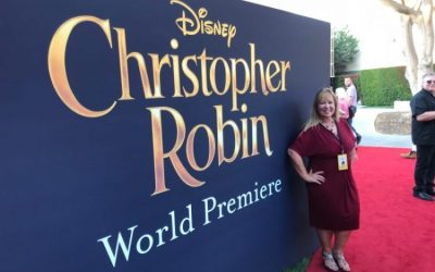 ChristopherRobinREdCarpet2 e1533139905433 400x250 - Christopher Robin Red Carpet Premiere - A Lovely Event!