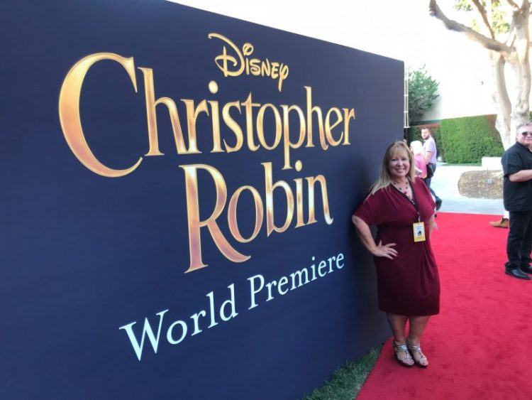 Christopher Robin Red Carpet Premiere – A Lovely Event!