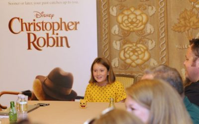 bronte carmichael interview 1024x683 400x250 - Exclusive Interview with Bronte Carmichael as Madeline in Disney's Christopher Robin