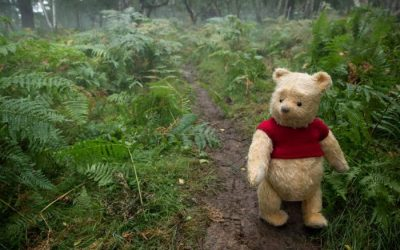 winniethepooh 400x250 - Disney's Christopher Robin Film Review - My Childhood Memory