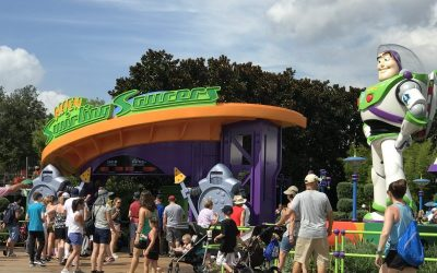 Toy Story Land buzz lightyear 400x250 - Toy Story Land at Disney's Hollywood Studios - Attraction
