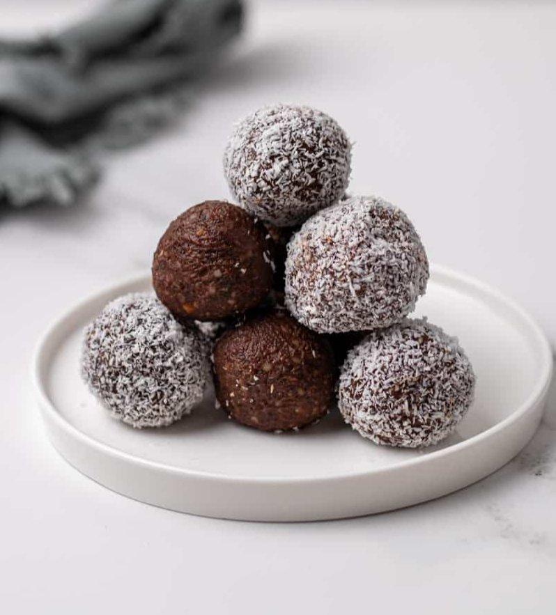 chocolate fat bombs homemade keto snacks