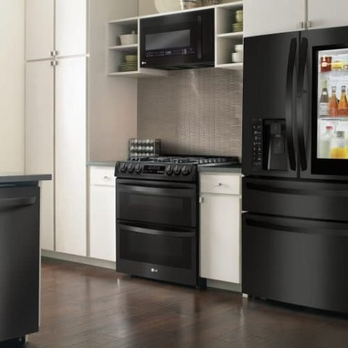 Best Buy LG Matte Black Kitchen 500x500 - LG Matte Black Kitchen Appliances at Best Buy