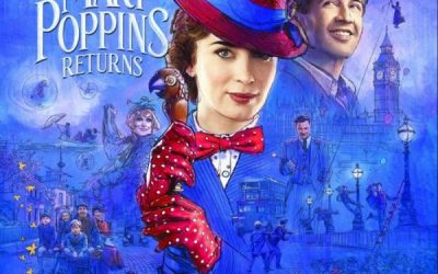 marypoppinsposter 400x250 - Disney's Mary Poppins Returns New Special Look