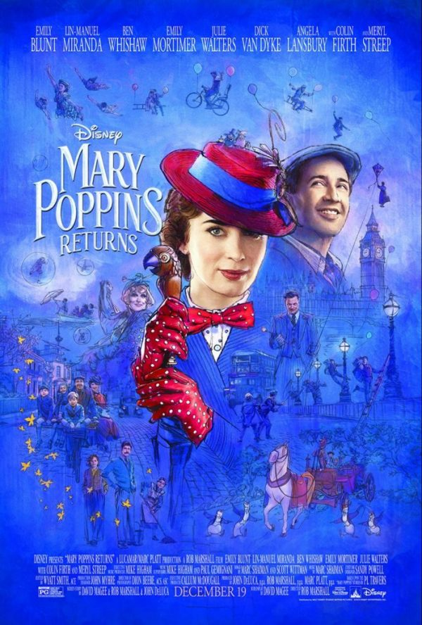 Disney's Mary Poppins Returns New Special Look