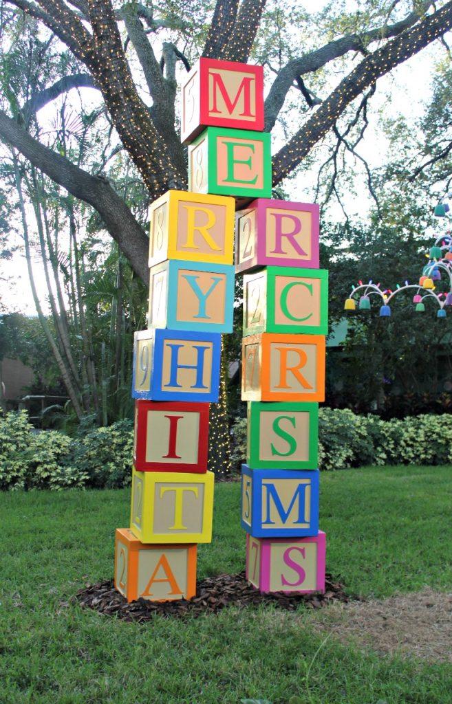 Busch Gardens Chirstmas Town
