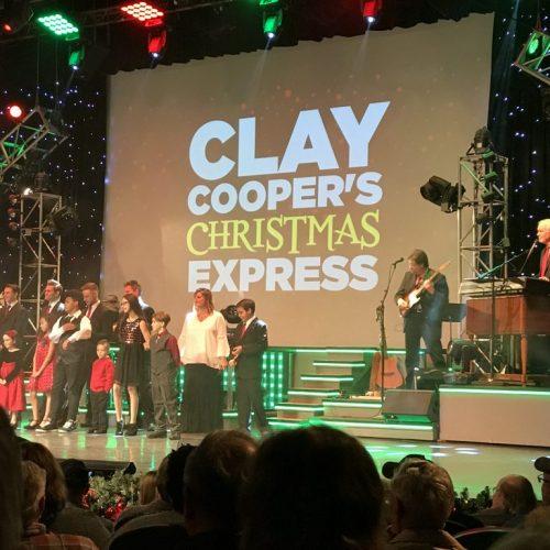 claycooperexpress e1543687878374 768x1024 500x500 - Shows to Enjoy this Christmas Season in Branson