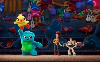 toystory1 400x250 - Toy Story 4 Trailer Just Released