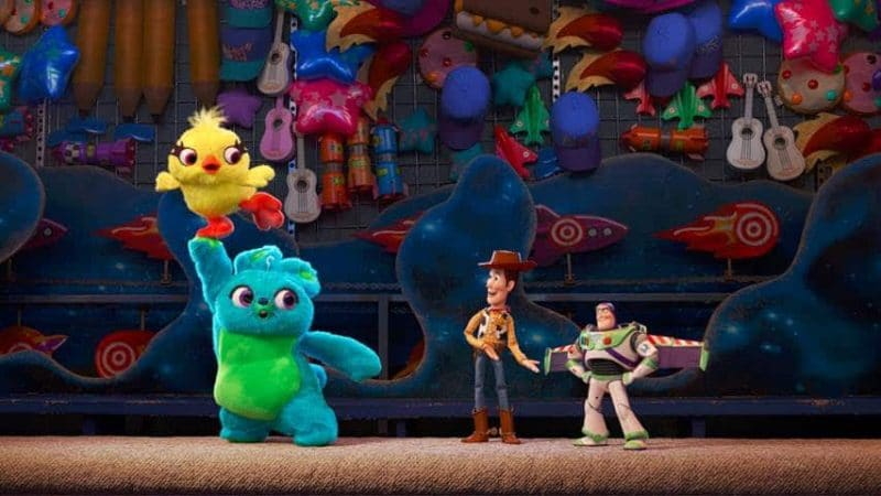 Toy Story 4 Trailer Just Released