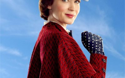EmilyBluntPoster 769x1024 400x250 - Mary Poppins Returns Film Review - Our Favorite Nanny is Back!