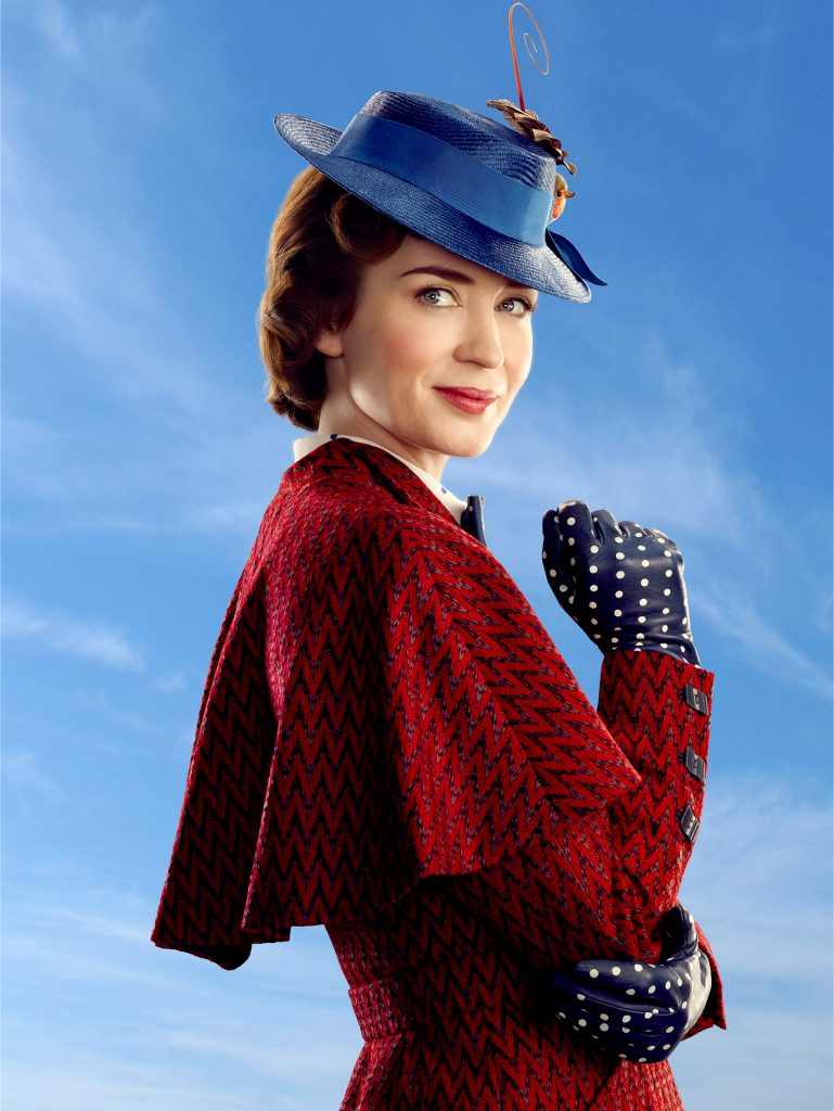 Disney Mary Poppins Returns – New Trailer and Poster Released