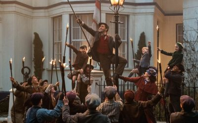 Disney Mary Poppins Returns – Exclusive Interview with Lin-Manuel Miranda