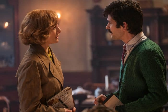 Mary Poppins Returns – Emily Mortimer and Ben Whishaw Interview