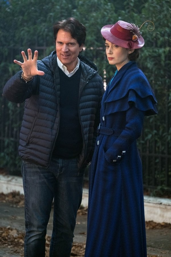 Mary Poppins Returns – Director Rob Marshall Exclusive Interview
