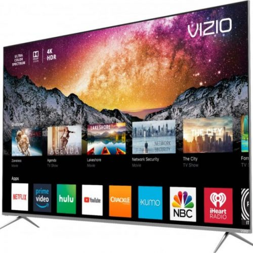 VizioTvBestBuy2 500x500 - Vizio P-Series 55 Inch 4K HDR Smart TV at Best Buy