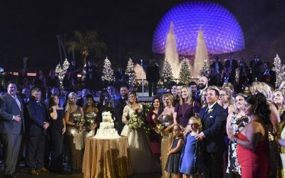 "Disney Fairy Tale Weddings and Holiday Traditions with Stephen ""tWitch"" Boss and Allison Holker"
