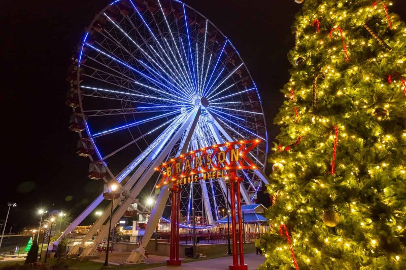 Branson Attractions at Christmas Time