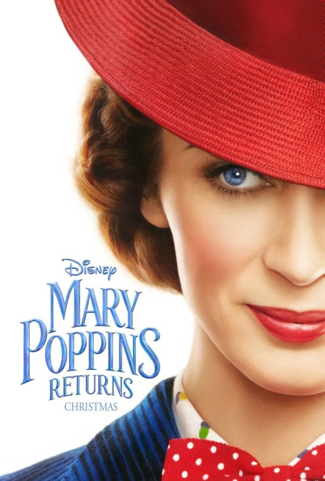 marypoppinsred 1 - Mary Poppins Returns - Music Composers Marc Shaiman and Scott Wittman Interview