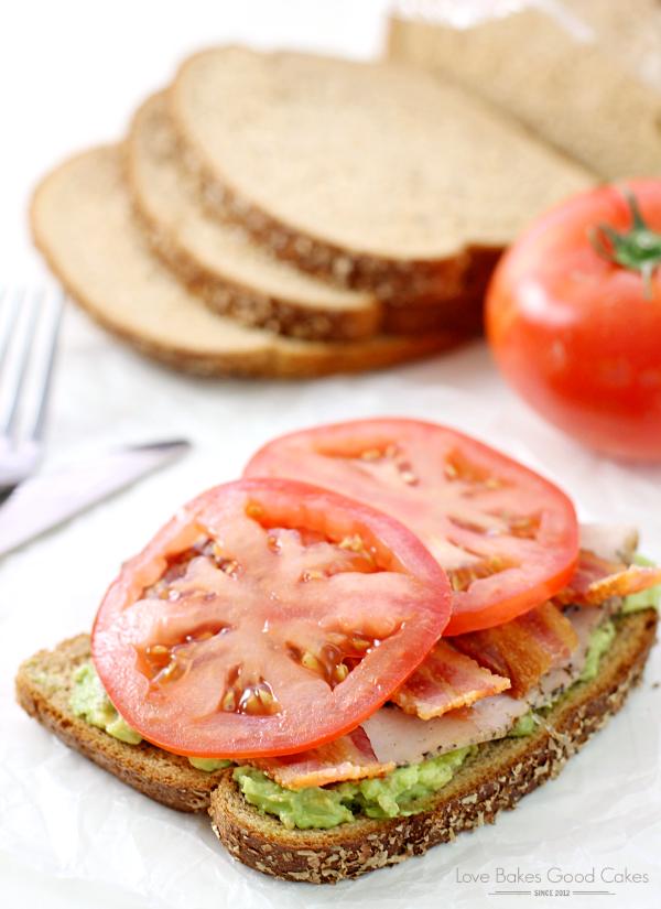 AvocadoTomatoToast - 15+ Quick Avocado Recipes You Need Now
