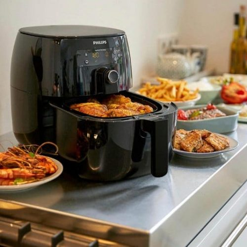 Philips Air Fryer 500x500 - Best Buy Open House Event 1/19
