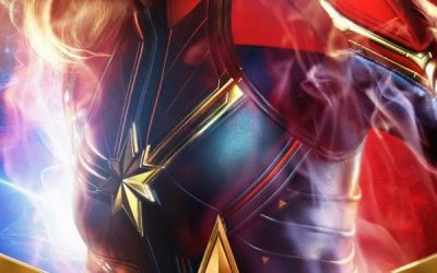 captainmarvel 400x250 - Marvel Studios' Captain Marvel Trailer Released!