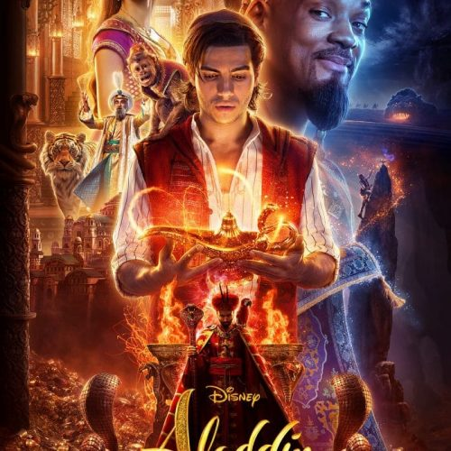 Aladdin5c87bea99600e e1552481993658 500x500 - Disney - New Aladdin Trailer and Poster Just Released