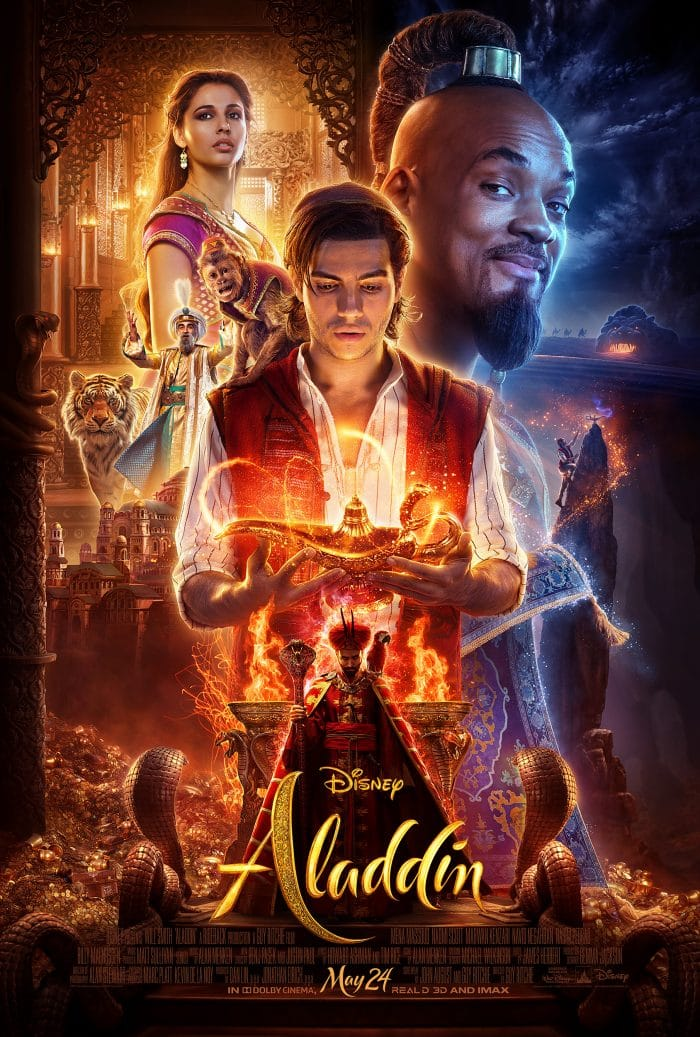 Disney – New Aladdin Trailer and Poster
