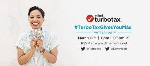 TurboTaxTwitterParty FBCover Creative 2 e1551402493358 500x220 - Join Us for the TurboTax Twitter Party March 12 #TurboTaxGivesYouMás