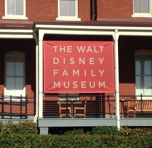 Museumsign 500x488 - My Trip to the Walt Disney Family Museum in San Francisco #Waltagram