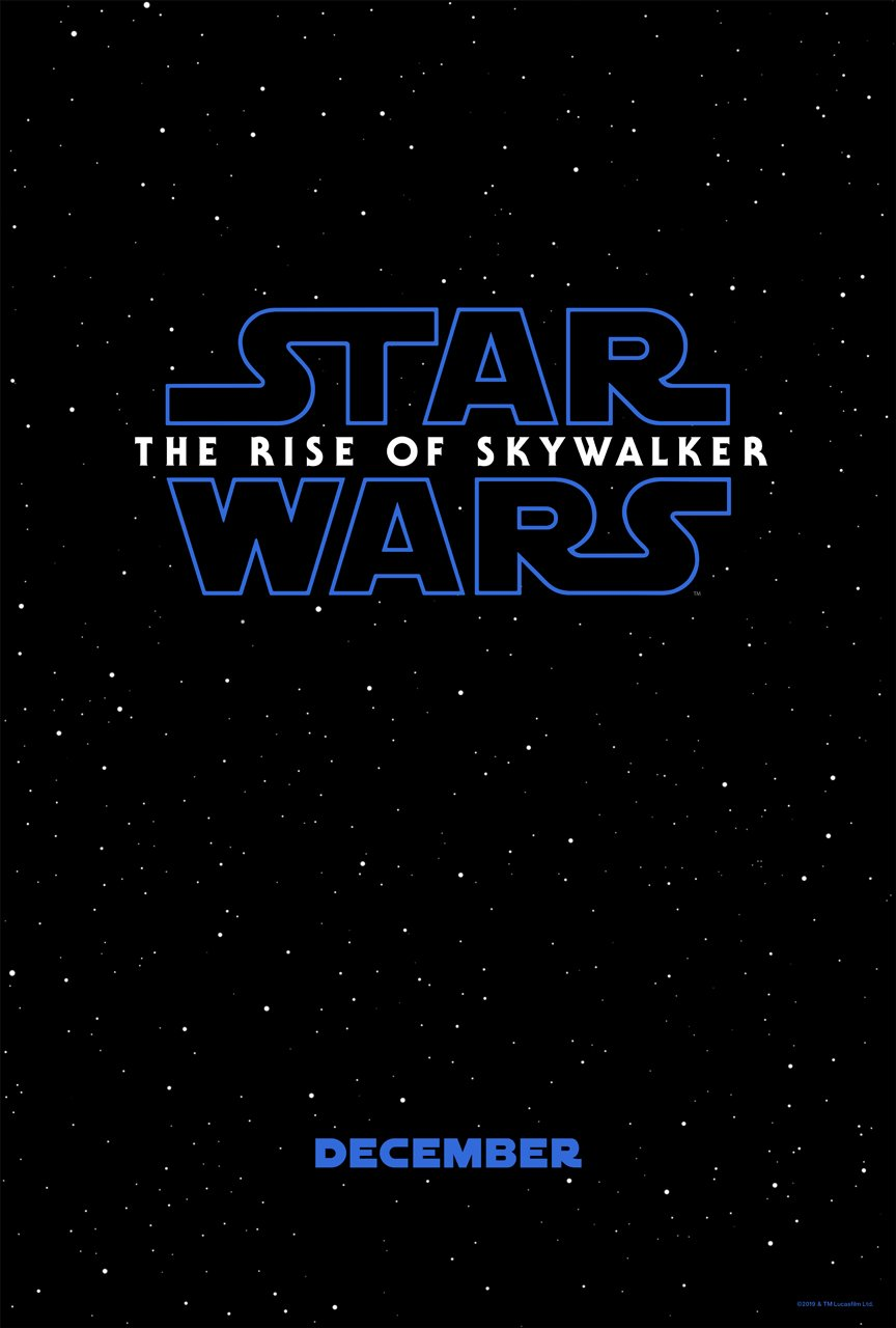 STAR WARS THE RISE OF SKYWALKER 1 - Star Wars: The Rise of Skywalker Trailer Release at Star Wars Celebration