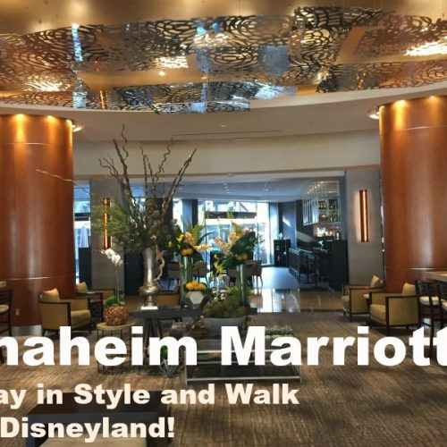 anaheimlobby45 500x500 - Anaheim Marriott - Stay in Style and Walk to Disneyland #TravelBrilliantly